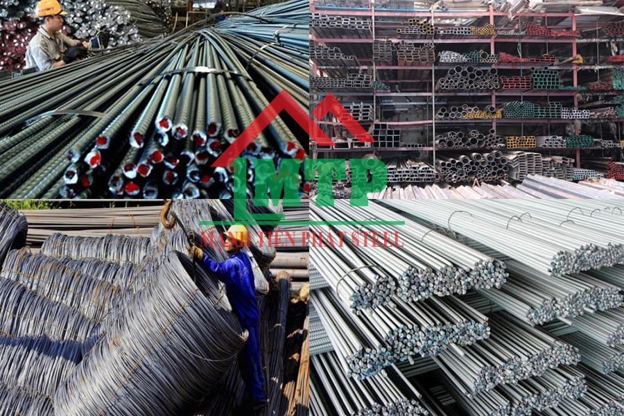 Sắt thép xây dựng